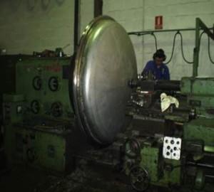 fabricacion de tapas para autoclaves