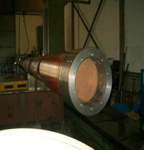 mecanizado de bocinas