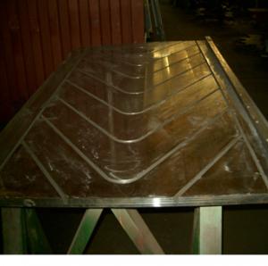 mecanizado de moldes