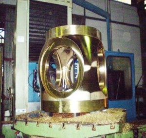 mecanizado de nucleos